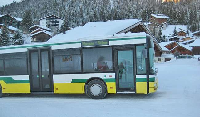 Navette Ski-Bus