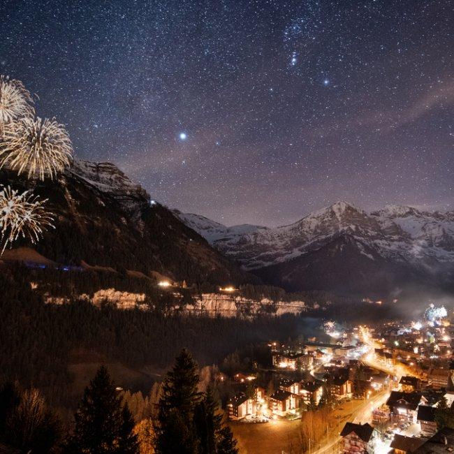 Soirée du Nouvel An