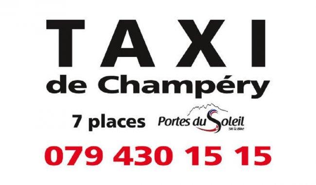 Champéry Taxi