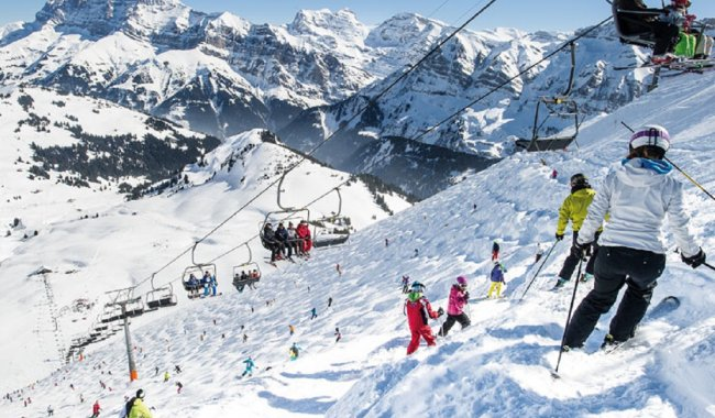 Ski club Champéry Dents du Midi