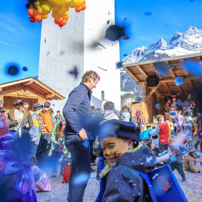 "Carnaval des Enfants ""Les petits Robinsons"""