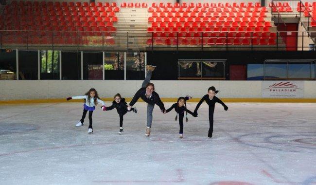 Club des patineurs de Champéry