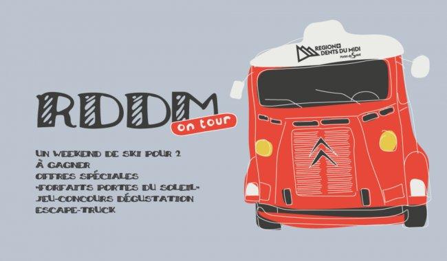 RDDM On Tour