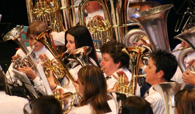 Concert de Noël - Fanfare Echo de la Montagne