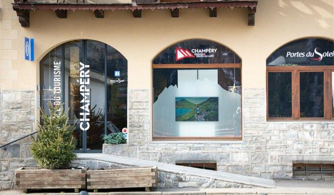 Office du tourisme RDDM à Champéry