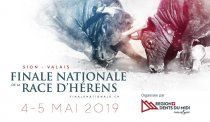 Finale Nationale de la Race d'Hérens 2019