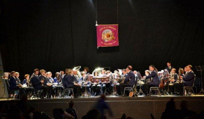 Concert annuel - Fanfare Echo de la Montagne